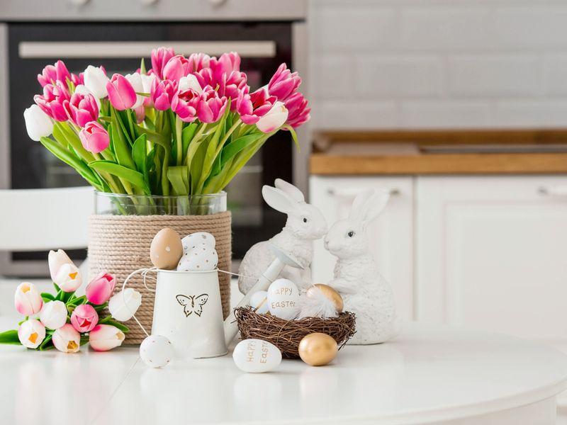 Povestea iepurașului de Paște