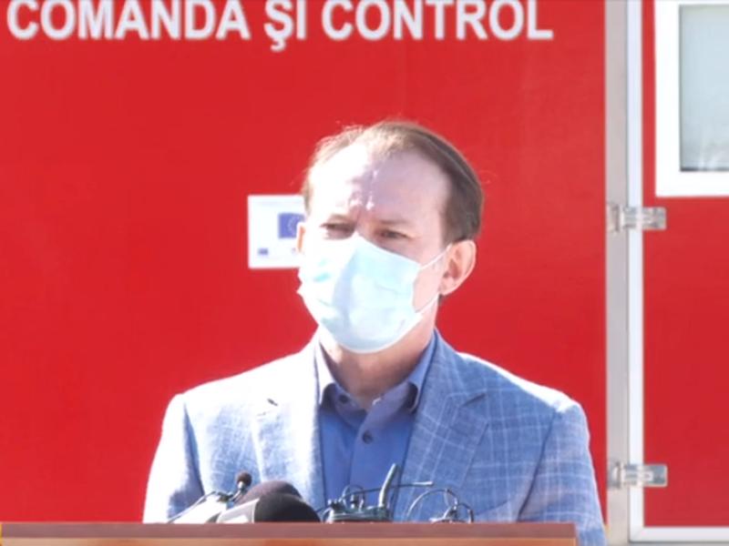 Florin Cîțu, despre remanierea ministrului Sănătății, Vlad Voiculescu