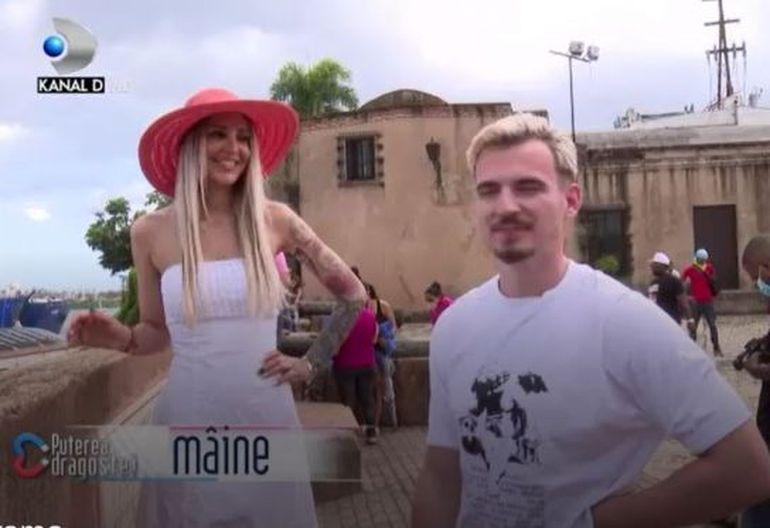 Puterea dragostei 12 aprilie! Alexandra și Marinescu, adeversari la Survivor România!