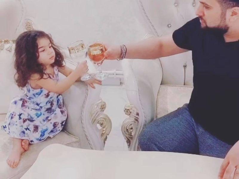 Tzancă Uraganu și fiica lui