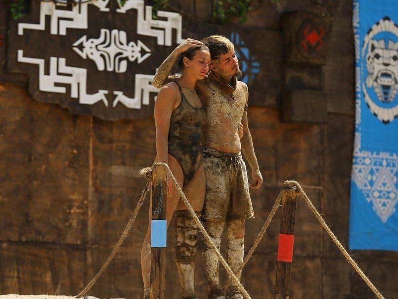 Ana și Zanni, pregătiți să câștige ștafeta
