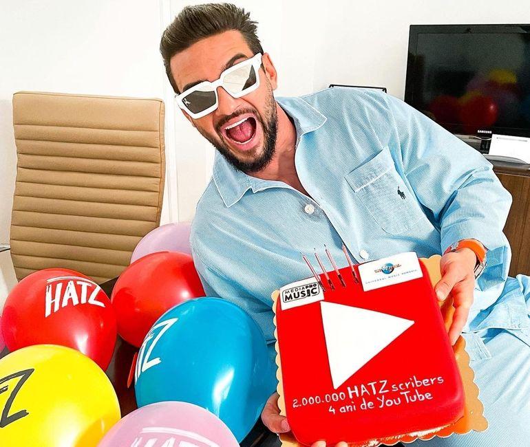 Cât câștigă Dorian Popa din Youtube și Instagram. Artistul face o avere din rețelele de social media