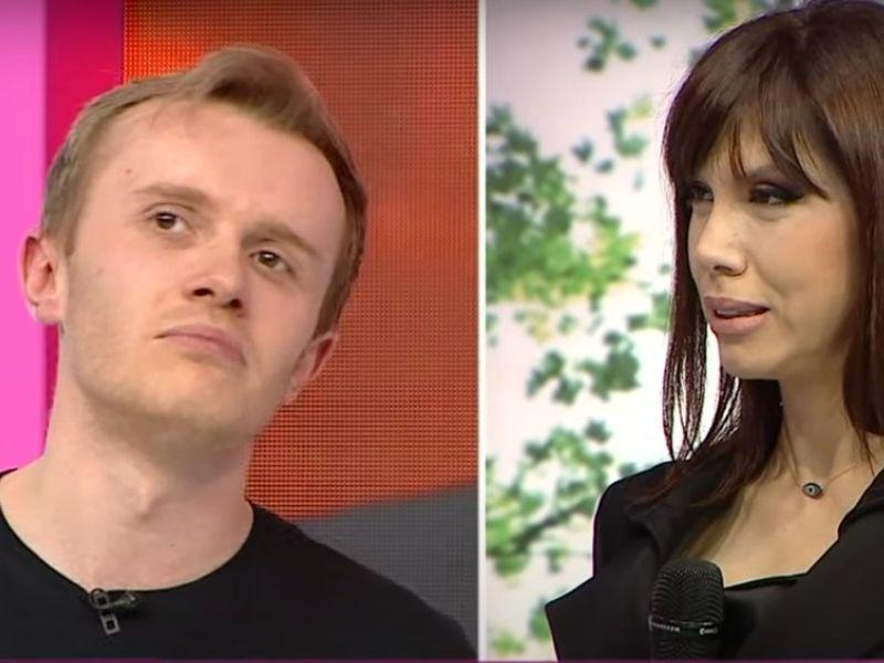 Ionuț Rusu și Denise Rifai, față în față la Teo Show