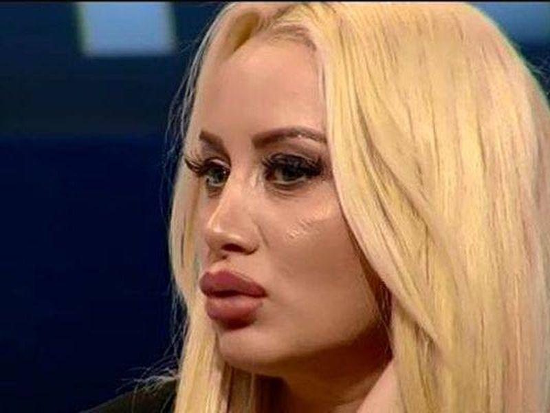 Simona Trașcă, bătută și sechestrată