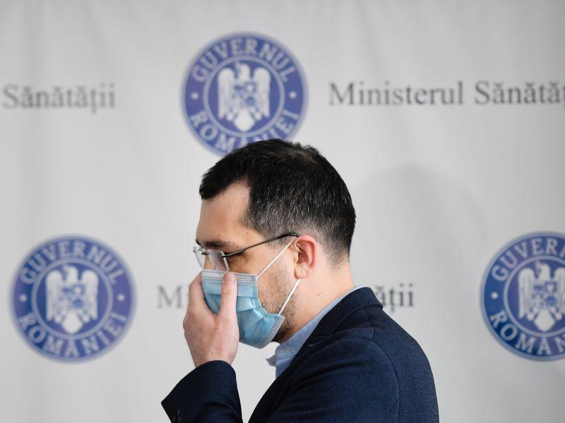 Vlad Voiculescu, demis de premierul României