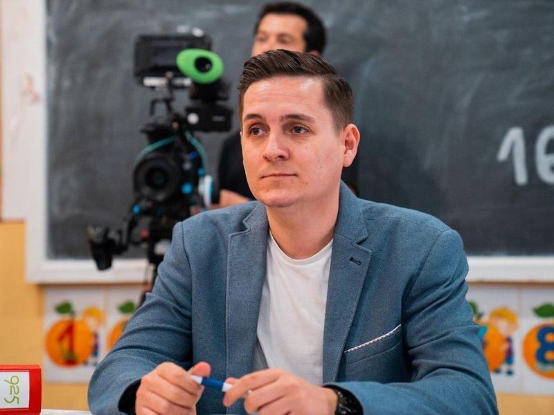 Cine eGeorge Tănase, tânărul care l-a impresionat pe Mihai Bendeac