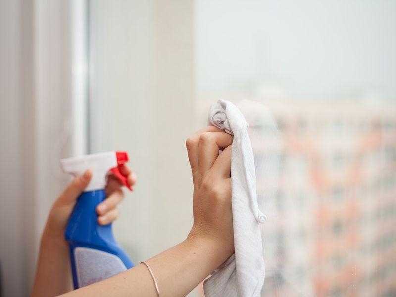 Cum să faci curățenie de Paște