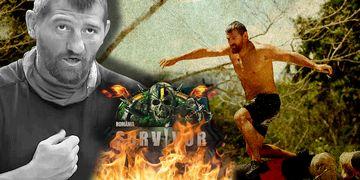 Cătălin Moroșanu, eliminat din competiția Survivor România. Mărturisiri emoționante