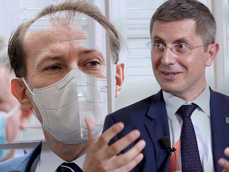 Urmează să demisioneze Florin Cîțu, la presiunea USR-PLUS?! Premierul României a ocolit răspunsul