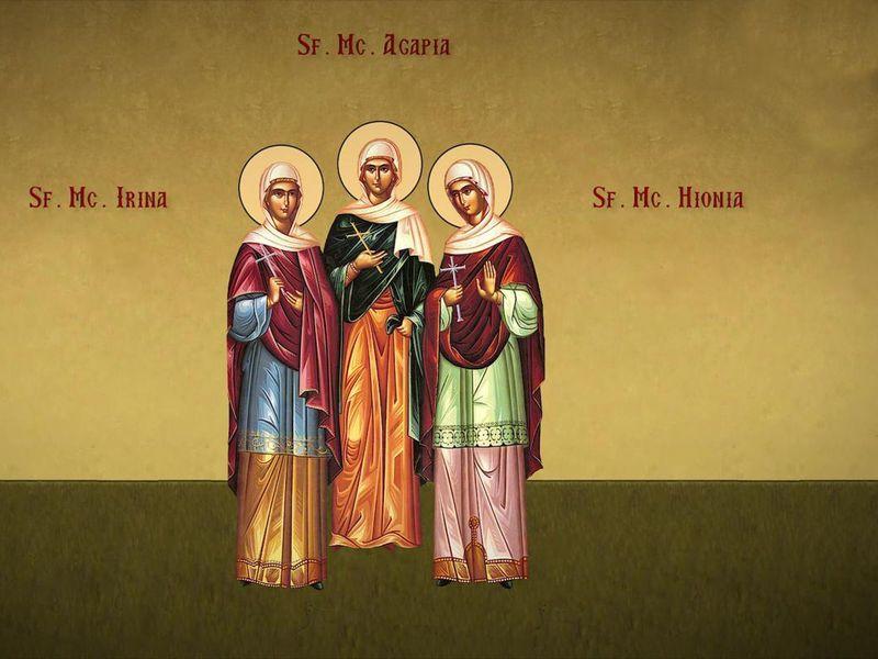Calendar ortodox 16 aprilie.