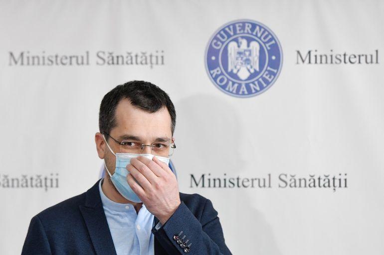 """Vlad Voiculescu, primele declarații după demitere: """"Cum superi un pic sistemul, ești eliminat!"""""""