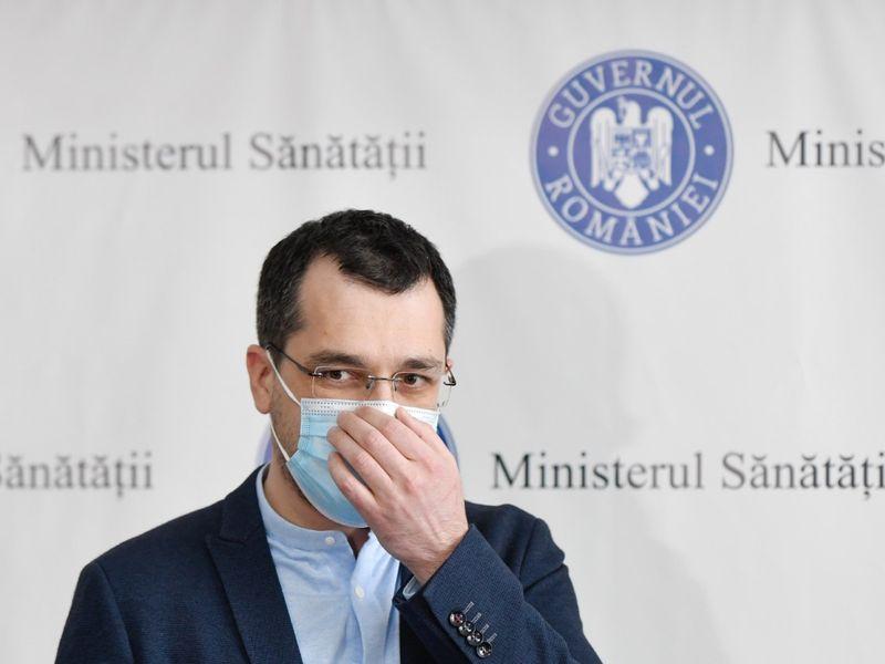 Vlad Voiculescu, primele declarații după demitere: