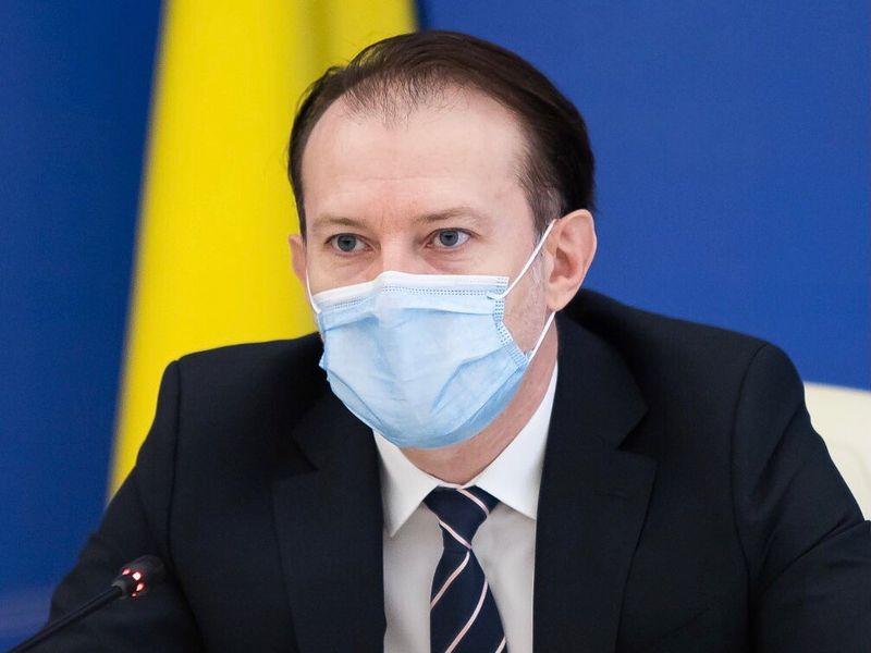 Florin Cîțu îi răspunde lui Vlad Voiculescu