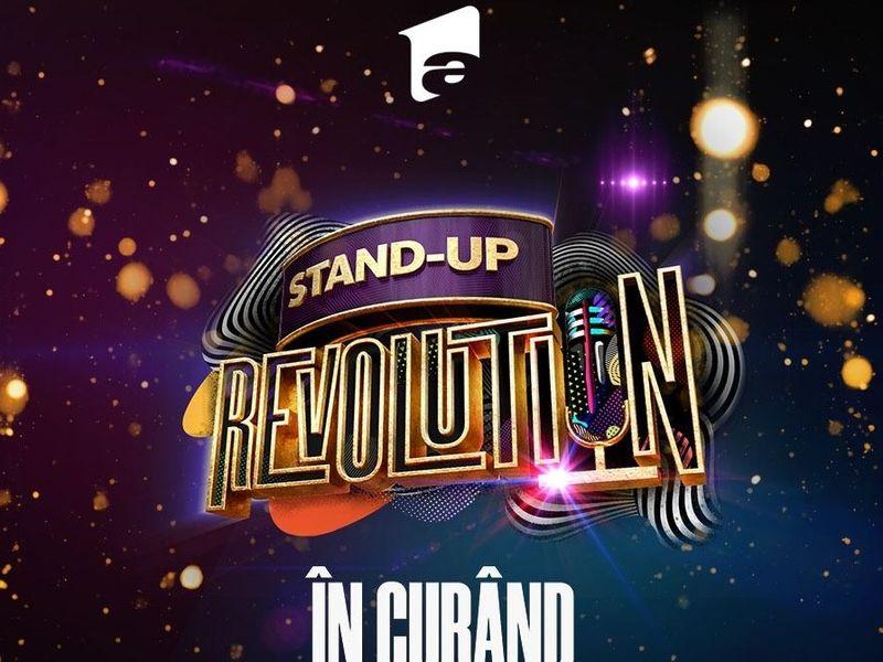 Stand-up Revolution, un nou show la antena 1