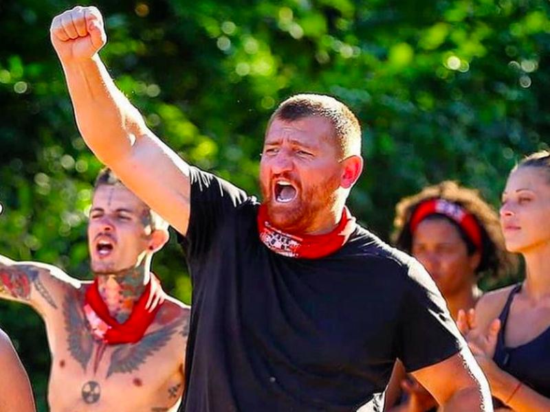 Cătălin Moroșanu la Survivor România 2021