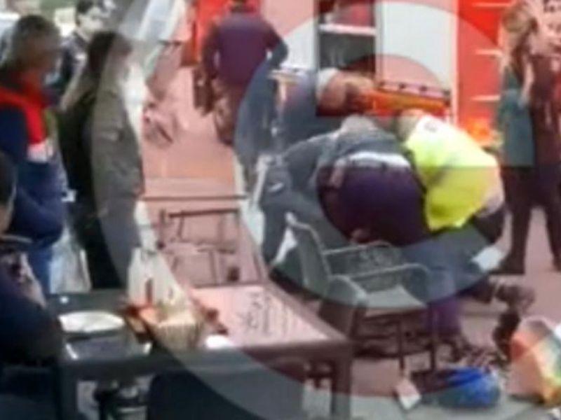 Un bărbat din Pitești s-a stins din viață după ce a fost trântit la pământ de polițiști. Imagini șocante