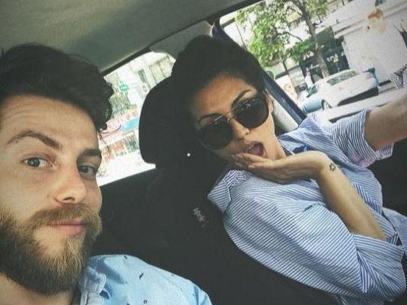 Doinița Oancea și Adrian Călin
