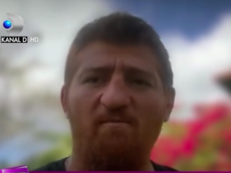 Cătălin Moroșanu, după eliminarea de la Survivor România 2021