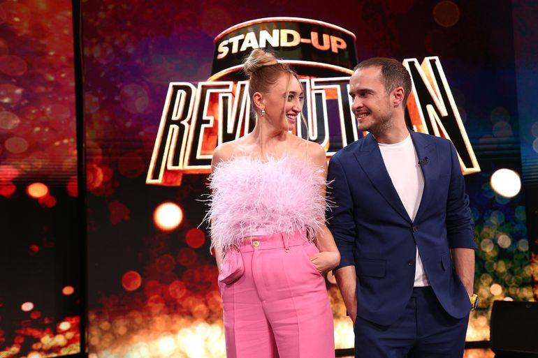 Cine este Ilona Brezoianu. Prezentatoarea Stand-Up Revolution are 30 de ani