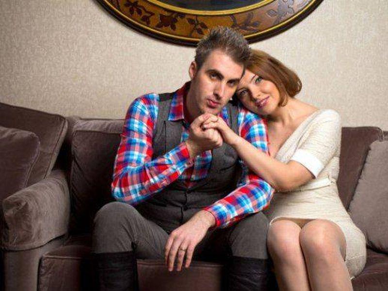 Ernest și soția sa, împreună de 20 de ani