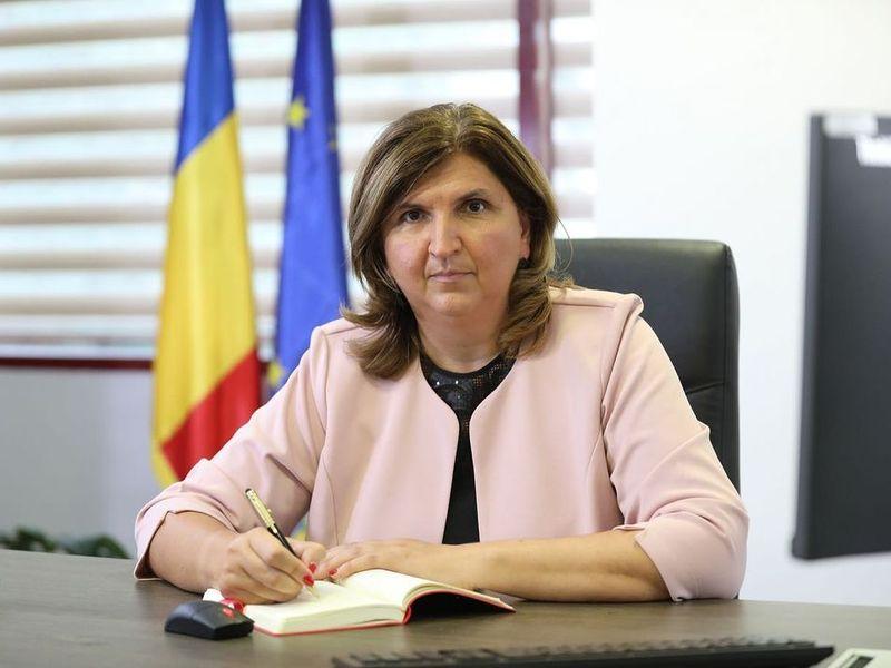 Corina Popescu de la Şef sub acoperire 2021