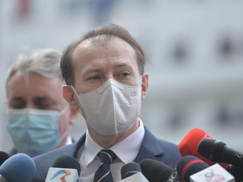 Florin Cîțu, declarații despre un lockdown în România: Nu doresc să mai avem lockdown