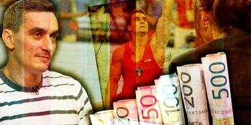 Din ce bani trăieșteacum Marian Drăgulescu! Cât a câștigat din gimnastică?