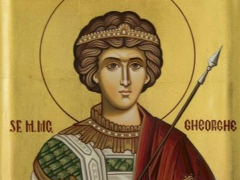 Calendar ortodox 23 aprilie 2021