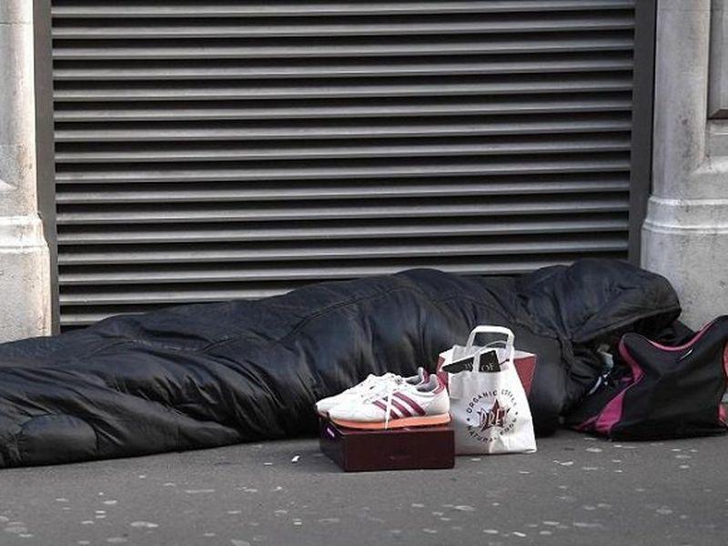 Românca fără adăpost, care a impresionat o țară întreagă
