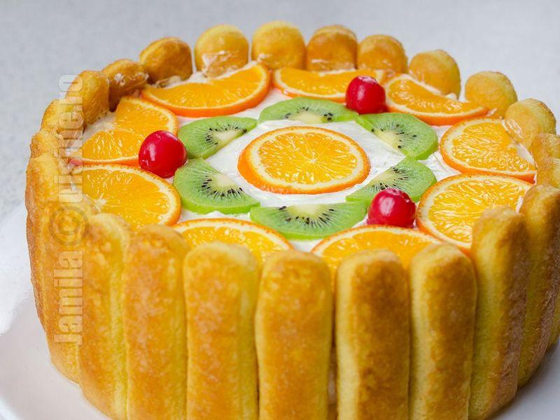 Rețetă tort diplomat