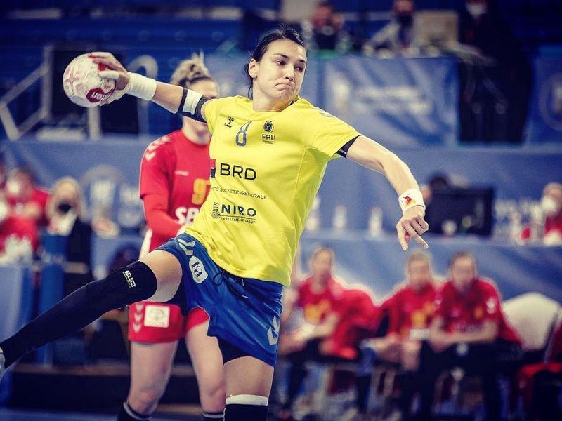 Cristina Neagu, cea mai bine plătită handbalistă din România