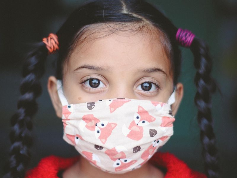Coronavirus la copii