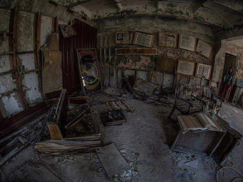 35 de ani de la catastrofa de la Cernobîl