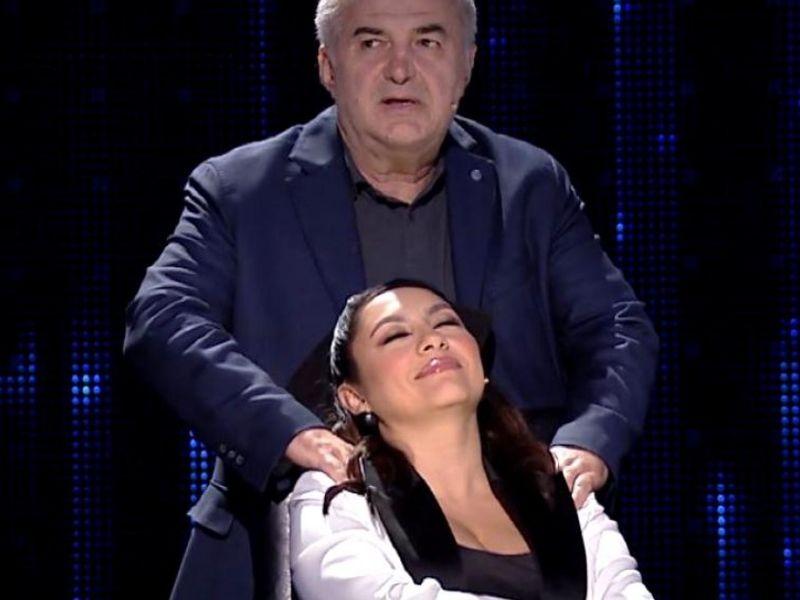 Discuție savuroasă între Andra și Florin Călinescu, la masa juriului. Ce și-au spus cei doi jurați: