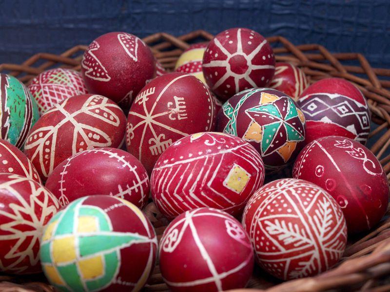 Ouă de Paşte