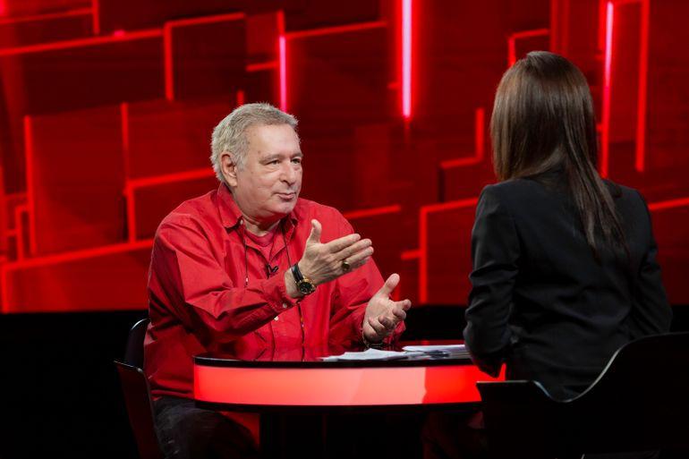 """Mădălin Voicu a spus adevărul despre scandalul cu Serghei Mizil """"Sunt lucruri care mă dor"""" Dezvăluiri la """"40 de întrebări cu Denise Rifai""""VIDEO"""