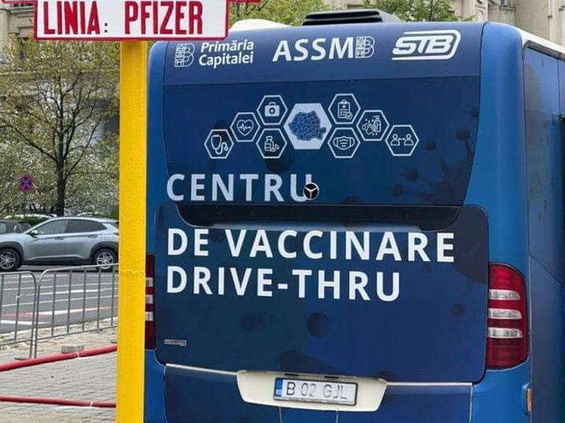 Se deschide primul Drive-Thru din București, în Piața Constituției. Tot ce trebuie să știi