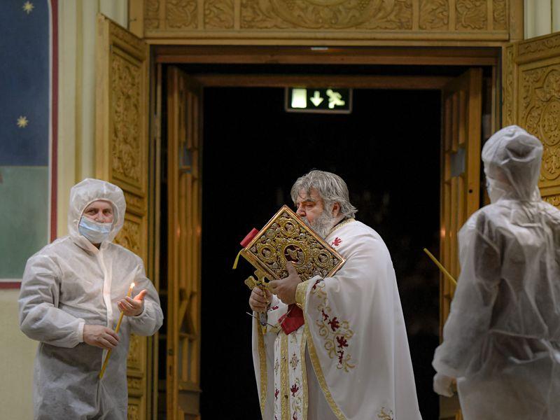 Calendar Creştin Ortodox 2 Mai 2021
