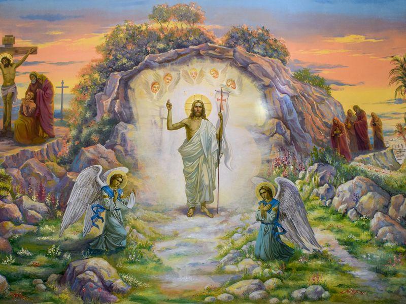 Calendar Creştin Ortodox 3 Mai 2021