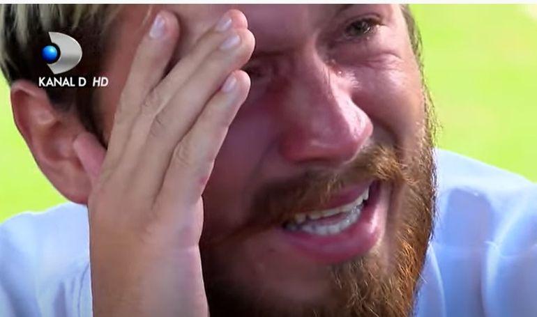 """Sebastian Chitoșcă și-a revăzut fratele bolnav, după patru luni de Survivor! Faimosul a izbucnit în lacrimi: """"A rămas la fel"""""""