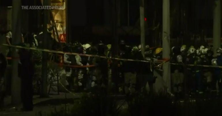 Tragedie în Mexic, după ce metroul suspendat s-a prăbușit. Cel puțin 15 morți și peste 70 de răniți
