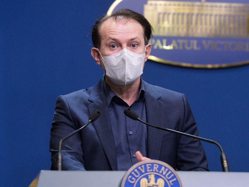 Florin Cîți, anunț despre renunțarea la mască