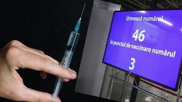 Peste 94.000 de români s-au vaccinat anti-COVID în ultimele 24 de ore