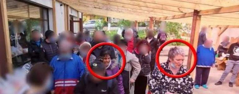 Atacatoarea Mirelei Vaida se plimbă nestingherită pe străzile din Capitală. Ce pune la cale femeia