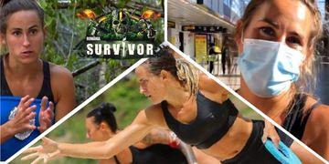 Sindy de la Survivor a ajuns în România. Primele imagini și declarații