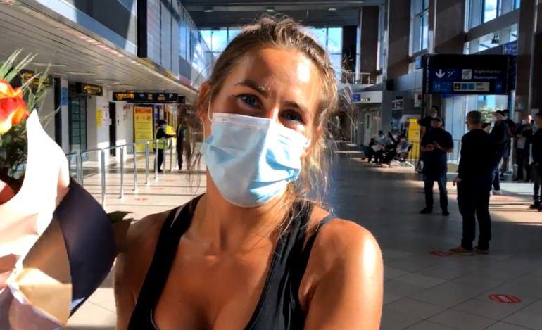 """EXCLUSIV Cum s-a accidentat Sindy de la Survivor România. Ne-a spus chiar ea imediat cum a ajuns în țară: """"Nu puteam să-mi mișc piciorul"""""""