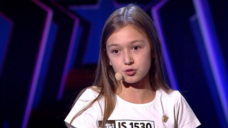 Cine este Sara Şmighelschi, semifinalista de la Românii au Talent 2021. Concurenta: