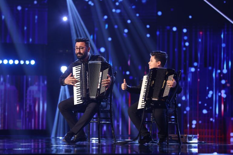 Cine sunt Dorinel şi Costel Cutiuţă, semifinaliştii de la Românii au Talent 2021! Costel: