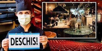 Bucureștiul intră în scenariul verde! Restaurantele și sălile de spectacol vor funcționa la interior la 50% din capacitate!