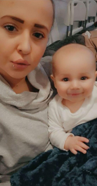 O mamă a trecut prin șocul vieții, după ce a văzut o gaură suspectă în gura copilului ei! Ce au descoperit, de fapt, medicii?